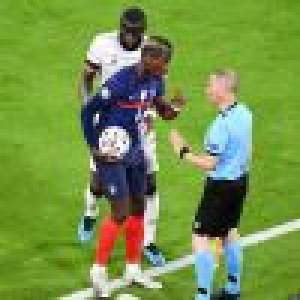 Euro 2020 : Paul Pogba mordu par Antonio Rüdiger ? Il dément, pas de sanction prévue !