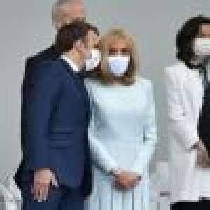 14 juillet : Emmanuel et Brigitte Macron solennels, McFly et Carlito s'envoient en l'air