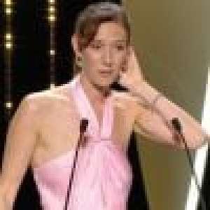 Cannes 2021 : Doria Tillier tacle (légèrement) son ex Nicolas Bedos lors de la soirée de clôture !