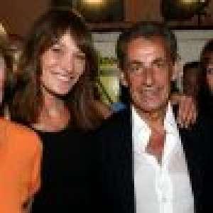 Carla Bruni-Sarkozy attendrie par Giulia : adorables photos de sa fille aux longs cheveux