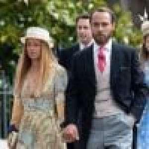 Mariage de James Middleton et Alizée Thevenet : une