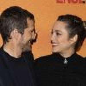 Marion Cotillard et Guillaume Canet, so in love : Le grand final avec leurs amis