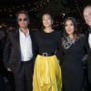 Salma Hayek et Gong Li avec leurs amoureux français : radieuses à Cannes