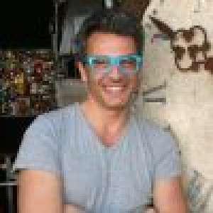 Julien Cohen (Affaire conclue) et ses lunettes : sa femme