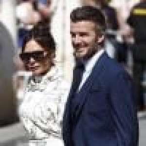 David et Victoria Beckham : Le joli cadeau d'Harper pour leurs 20 ans de mariage
