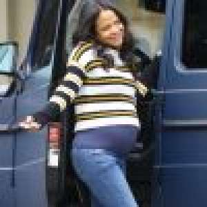 Christina Milian enceinte de M. Pokora : hyperactive avant l'accouchement