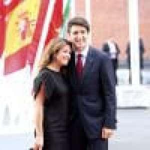 Justin Trudeau : Sa femme contaminée, il s'occupe seul de leurs trois enfants