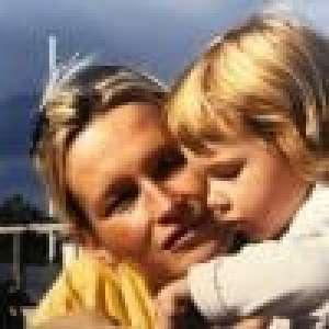 Estelle Lefébure a 54 ans : Rares photos souvenirs de famille avec Ilona et Emma