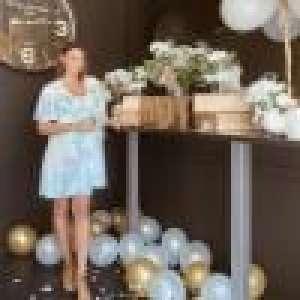 Rachel Legrain-Trapani : Baby shower tardive, bébé attendu prochainement