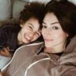Rachel Legrain-Trapani : Belle surprise de son aîné Gianni à son petit frère