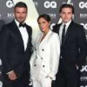 Victoria et David Beckham : Leur fils Brooklyn fiancé, il parle déjà bébé