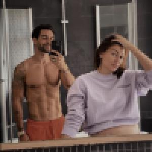 Rachel Legrain-Trapani : Moment insolite pendant l'accouchement avec Valentin