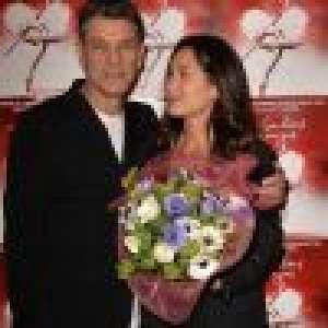 Marc Lavoine marié à Line Papin : ses enfants grands absents de la cérémonie