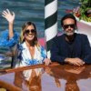 Anthony Delon et Sveva Alviti : Le couple affiche son amour à la Mostra
