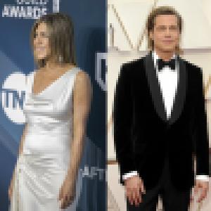 Brad Pitt et Jennifer Aniston : Première image de leurs retrouvailles à l'écran