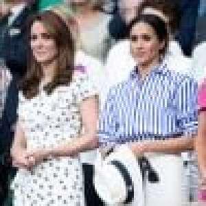 Meghan Markle en pleurs à cause Kate Middleton :