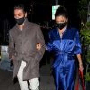 Eva Longoria : Ultrastylée pour un dîner en amoureux avec son mari José