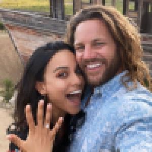 Maya Stojan (Castle) s'est mariée : l'actrice dévoile les images de la cérémonie
