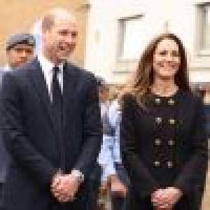 Kate Middleton et William tendres et complices : nouvelles photos pour leurs 10 ans de mariage