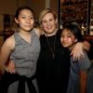 Hélène Darroze : Soirée Top Chef au restaurant, avec ses filles Charlotte et Quitterie