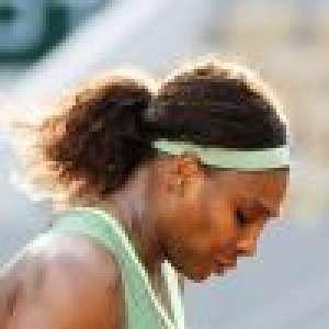 Serena Williams blessée et en larmes : elle a
