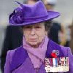 La princesse Anne touchée par le meurtre terrible d'une de ses proches