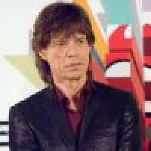 Mick Jagger papa à 73 ans : tendre photo de son fils de 4 ans et de sa compagne de 34 ans