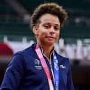 Amandine Buchard : La judokate médaillée aux JO menacée de mort : elle porte plainte