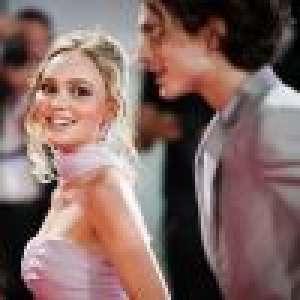 Lily-Rose Depp en couple avec Timothée Chalamet : les baisers qui confirment !