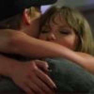 Taylor Swift embrasse son petit ami Joe Alwyn dans son documentaire