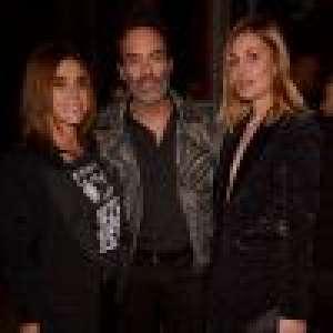 Anthony Delon et Sveva Alviti amoureux pour une soirée mode avec Usher