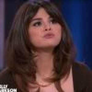 Selena Gomez a conscience de ne pas être