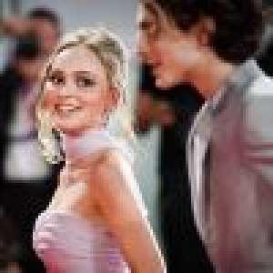 Lily-Rose Depp séparée de Timothée Chalamet : rupture après un an d'amour