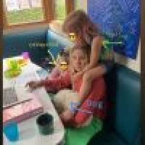 Kristen Bell : Sa fille Delta (5 ans et demi)
