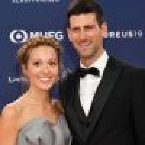 Novak Djokovic touché par la Covid-19 avec sa femme, il présente ses excuses