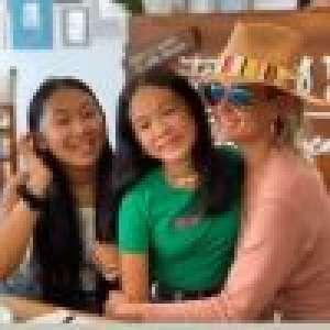 Laeticia Hallyday émue par les 12 ans de Joy : joyeuse célébration à Saint-Barth