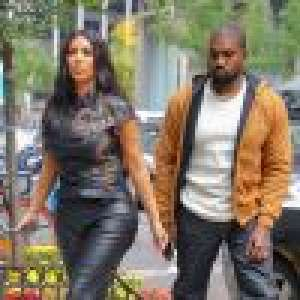 Kanye West brise le silence après sa discussion avec Kim :