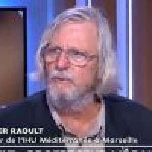 Didier Raoult mégalomane ? Piqué, il s'emporte :