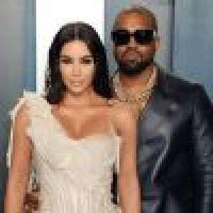 Kanye West assommé par son divorce avec Kim Kardashian :