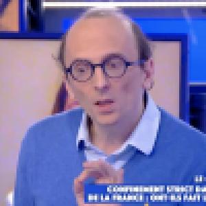 Touche pas à mon poste : Fabrice Di Vizio s'emporte et quitte le plateau en plein direct