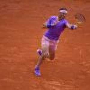 Rafael Nadal en petit short rose : sa nouvelle tenue fait sensation au Rolex Masters Monte Carlo