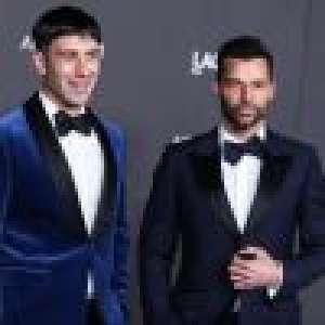 Ricky Martin fier papa : nouvelle (et rare) photo de son fils Renn dans les bras de son mari