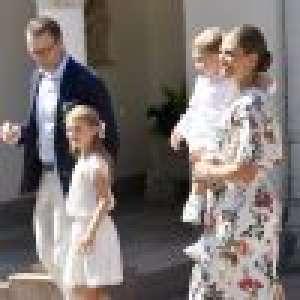 Victoria de Suède en fête : nouvelles photos avec Estelle et Oscar, adorables en mini costumes
