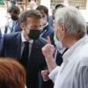 Emmanuel Macron giflé lors d'un déplacement : une vidéo hallucinante, deux arrestations !