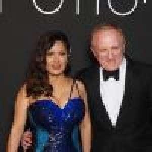 Salma Hayek amoureuse à Cannes : elle sort le grand jeu face à Mélanie Laurent