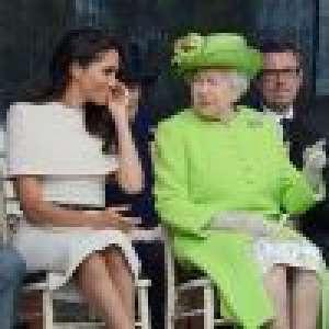 Meghan Markle fête ses 40 ans : en dépit des tensions, la reine et le prince Charles font bonne figure