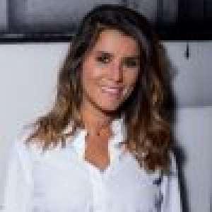 Karine Ferri bronzée et sublime en maillot de bain : elle fait sensation à la piscine