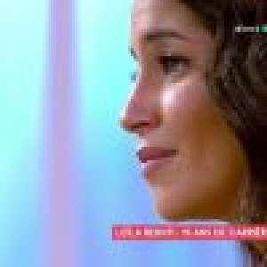 Leïla Bekhti émue aux larmes et admirative de son mari Tahar Rahim,