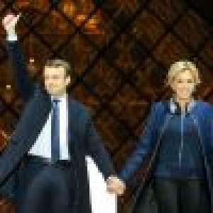 Brigitte et Emmanuel Macron plus amoureux que jamais :