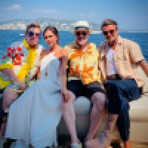 Victoria et David Beckham : Amoureux complices auprès d'Elton John